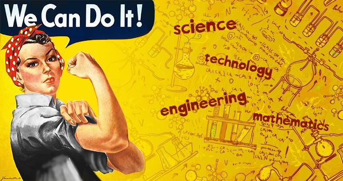 Τι δουλειά έχουν οι γυναίκες στις επιστήμες; (ΜέροςΑ΄)