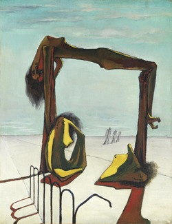 Ramses Younan, Untitled (1939) (Image: courtesy H. E. Sh. Hassan M. A. Al Thani collection, Doha)