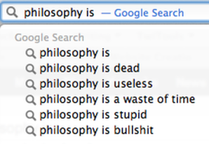philosophy google