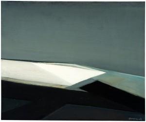 Raimonds Staprans (b. 1926) Diamond Reflection, 1969