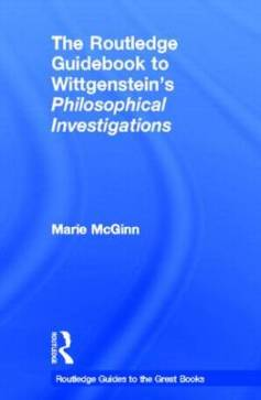 Routledge Guidebook to Wittgenstein_s Philosophical Investigations