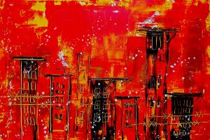 red-cityscape-abstract-painting-fine-art-print-laura-carter