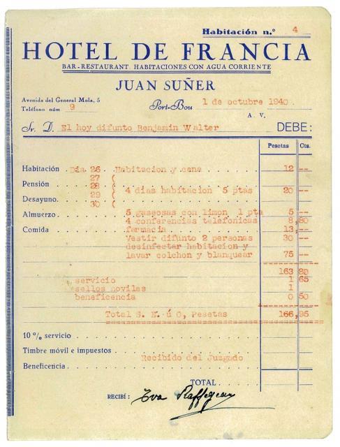 Factura del Hotel de Francia_0