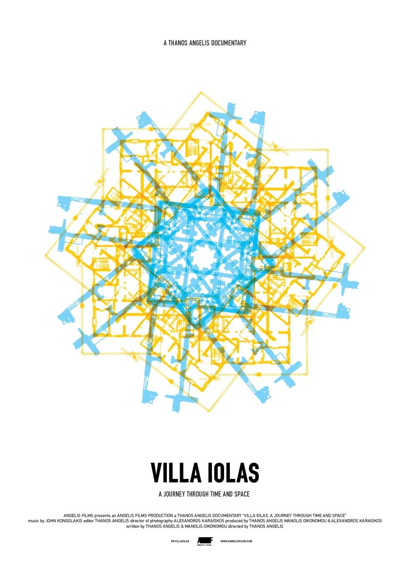 Poster Villa Iolas