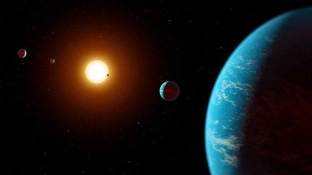 Exoplanet explorers