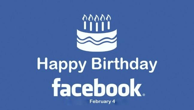 14 Χρόνια Facebook