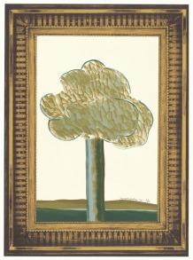 David Hockney Picture of a Landscape, 1965
