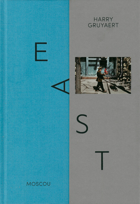 TEARSHEET. Book cover. East West. Textuel. 2017. (Vol. 1, with box.)