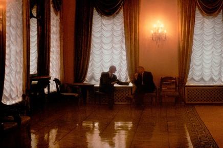 RUSSIA. Moscow. Bolchoï opera. 1989.