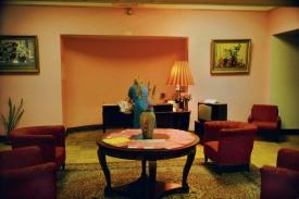 RUSSIA. Ukraine hotel. 1989.