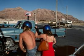 USA. Nevada. Las Vegas. 1982.