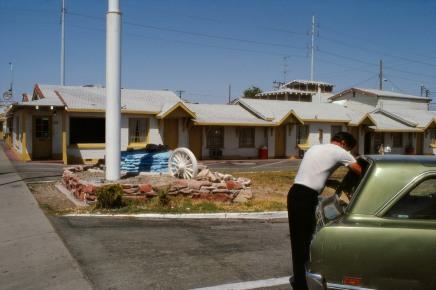 Harry Gruyaert 1982 USA. Nevada. Las Vegas. 1982.