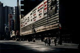 USA. Nevada. Las Vegas. Streetscene. 1982.