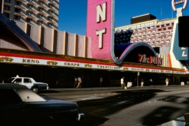 USA. Nevada. Las Vegas. The Mint Casino. 1982.