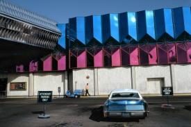 USA. Nevada. Las Vegas. Stardust Casino. 1982.