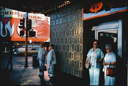 1982. On the Las Vegas strip.