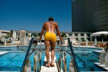 USA. Nevada. Las Vegas. Caesar's Palace Hotel. 1982.