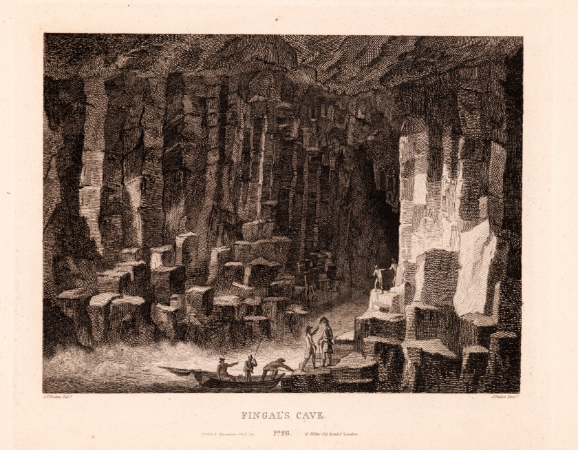 Scotia_Depicta_-_Fingal's_Cave_-Plate-