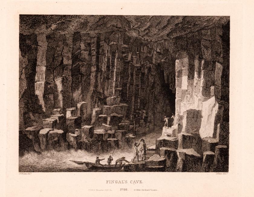 Scotia_Depicta_-_Fingal's_Cave_-Plate-