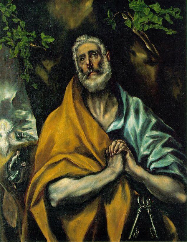 df92bd9b640835349dcefef881416a4a--el-greco-classic-paintings