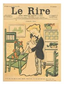 emmanuel-poire-caran-d-ache-true-love-from-the-front-cover-of-le-rire-29th-july-1899_a-l-7682359-8880731