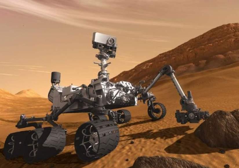 Απόψε στις 9 μ.μ.: Τι ανακάλυψε το Curiosity στονΆρη