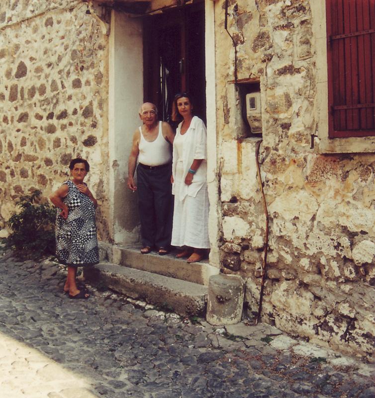 Αχιλλέας & Φωτεινή Μόλυβος 2001