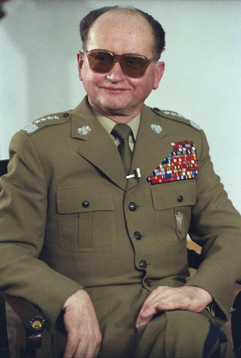 Genera³ Wojciech Jaruzelski